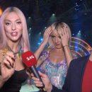 Оля Полякова ударила известного ведущего в прямом эфире (видео)