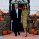 Соцсети высмеяли «праздничный» костюм Трампа на Хэллоуин