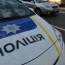 Момент наезда патрульного авто на мужчину в Киеве сняли на камеру (видео)