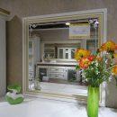 Выбор и размещение настенного зеркала
