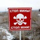 Донбасс стал одной из самых заминированных территорий в мире