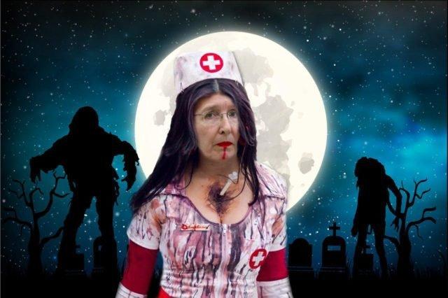 Украинским политикам подобрали яркие образы к Хеллоуину: черт, шут и пиноккио