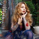 Тина Кароль восхитила красотой в полупрозрачном платье