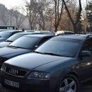 В центре Львова протестуют возмущенные «евробляхеры»