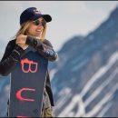 Австрийская сноубордистка стала первой женщиной, исполнившей тройное сальто в воздухе