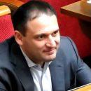 Нардеп Дмитрий Добкин вновь отличился неадекватным поведением в Раде
