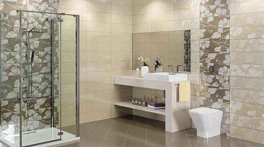 Плитка для ванных комнат на любой вкус