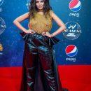 Украинская поп-звезда «забыла» надеть нижнее белье под прозрачный топ