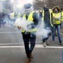 Протестующие во Франции ворвались в магазин и вынесли технику Apple (видео)