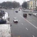 Народный депутат попала в ДТП в самом центре Киева
