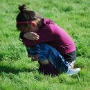 Британка принесла в жертву четырехлетнюю дочь: