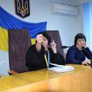 В сети волна шуток из-за необычного фото украинской судьи