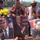 Перуанские шаманы предсказали будущее Путина