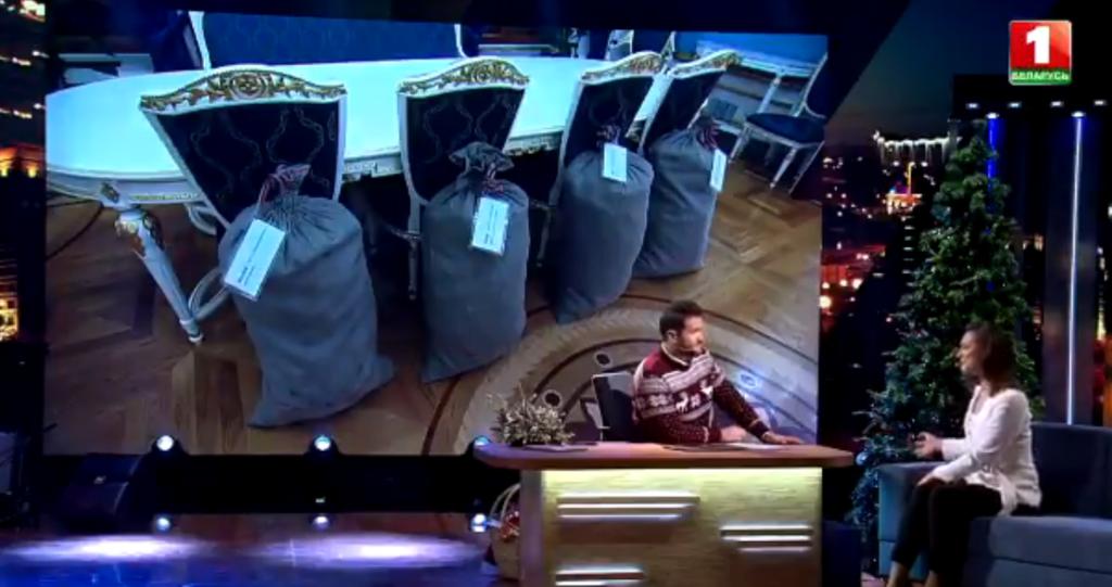 Лукашенко подарував Путіну чотири мішки картоплі: з'явилося відео