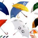Изготовление зонтов с вашим логотипом