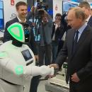 Конфуз дня: российский робот стал жертвой Tesla
