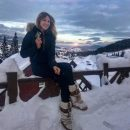 «Богиня лыжни»: Никитюк променяла паркет на снежные склоны