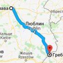 У Польщі побудують автомагістраль з Варшави в напрямку України