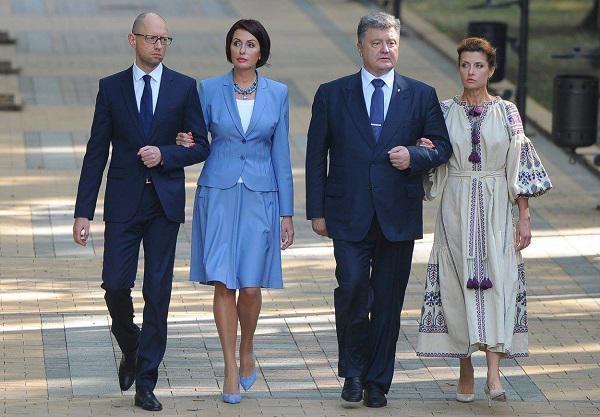 Марині Порошенко — 57: як змінювалася зовнішність першої леді України