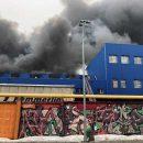 Появились новые подробности сильнейшего пожара в Киеве на «Лесной»