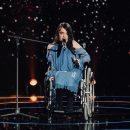 Девушка-инвалид довела до слез судей »Голосу країни»