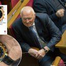 Нардеп засветил в Раде элитные часы за 2 миллиона гривен: эксклюзивное фото