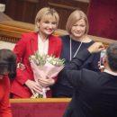 «Бляха-муха»: Ирина Луценко выругалась с трибуны Верховной Рады