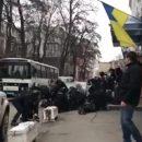 Лариса Сарган: полицейские на Подоле превысили свои полномочия (видео)