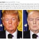 В сети показали реального Трампа — без грима, прически и загара