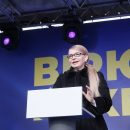 Тимошенко пообіцяла збільшити рівень доходів українців до рівня Польщі