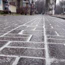 За последние сутки в Киеве из-за гололеда травмировались 13 человек