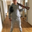 Взял в руки оружие: Усик удивил фанатов свежим фото