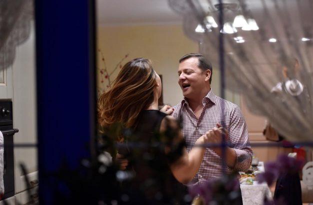 Олег Ляшко показал красавицу-жену