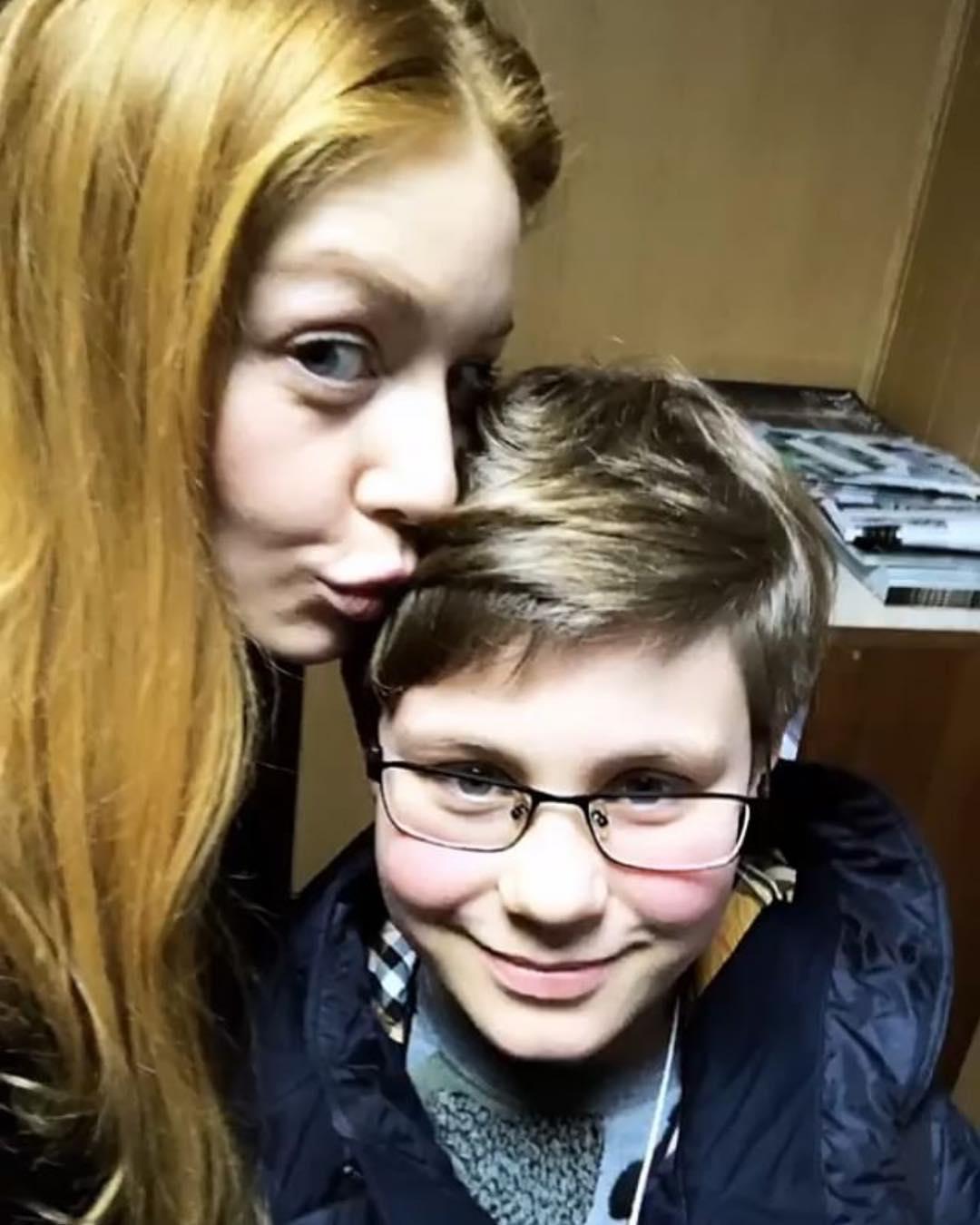 Тина Кароль опубликовала трогательный снимок с сыном