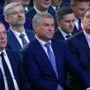 Знову заснув: Медведєв насмішив мережу на виступі Путіна