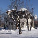 Житель Полтави збудував будинок, який дозволяє не сплачувати за комунальні послуги