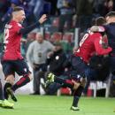 В Италии судья отменил «гол года», забитый ударом с центра поля