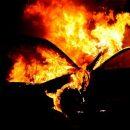 В Харькове сожгли автомобили пограничника и предпринимателя