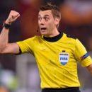 Стала известна бригада арбитров матча Португалия — Украина
