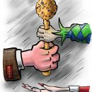 Останется только один: выборы президента Украины изобразили яркой карикатурой