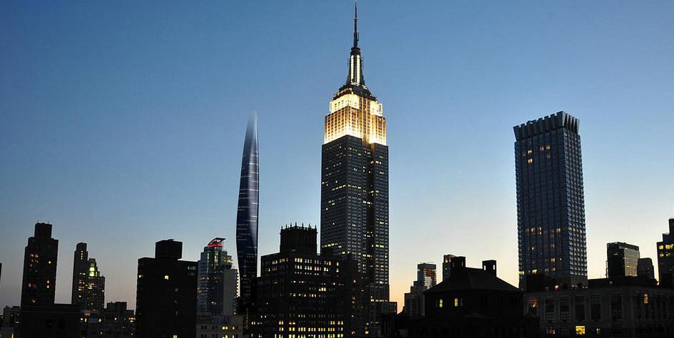 В Нью-Йорке построят