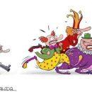 Новую фобию Путина высмеяли меткой карикатурой (фото)