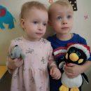 Елена Кравец впервые показала лица детей