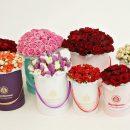 Самые оригинальные цветы в коробке вы сможете подарить своей любимой или родным