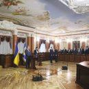 Каденции не хватило: Порошенко посетовал, что не успел завершить судебную реформу