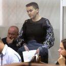 Суд отказался заново арестовать Надежду Савченко и Владимира Рубана