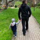 Юрий Горбунов впервые за долгое время показал сына (фото)