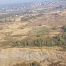 Украинский город уходит под землю