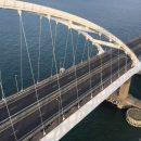 В Сети подняли на смех новые снимки Крымского моста