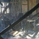 Кадры последствий бунта заключенных в Одессе